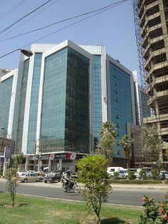 Nice Trade Orbit, Karachi. (By www.flickr.com/photos/56263416@N00/)