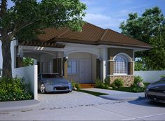 New Modern House Plans top modern bungalow design | modern bungalow, bungalow and modern