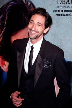 Adrian Brody, awesome actor