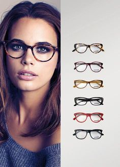 mango eyewear collection 2013 - i wish i needed glasses