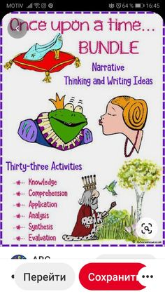 Language Activities, Comprehension, Knowledge, Writing, Being A Writer, Facts
