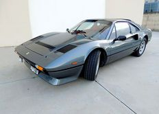 Ferrari - 208 GTB Turbo 1e serie - 1984