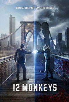 Banco de Séries - Organize as séries de TV que você assiste - 12 Monkeys