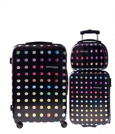 45d9799f92cfd Tanie zestawy walizek podróżnych na kółkach, komplety walizek David Jones