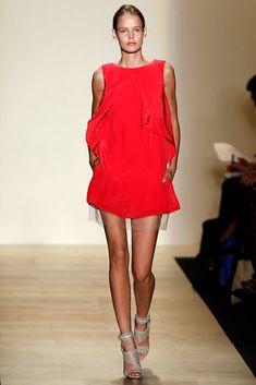 BCBG Max Azria Spring 2011 Ready-to-Wear Fashion Show - Celine Van Amstel