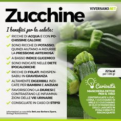 Zucchine Detox Recipes, Healthy Recipes, Healthy Food, Healthy Eating, Health And Beauty, Health And Wellness, Fitness Diet, Health Fitness, Sports Food