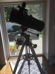 125.00. Celestron PowerSeeker 127EQ f|7.87 Newtonian Telescope3  Type - Newtonian, Mount Type - Equatorial, Features - Mounted, Lens Coating - Multi-Coated, Finderscope - Optical, Description - The Celestron PowerSeeker 127EQ reflector telescope is an excellent choice for the budding astronomer. The complete system provides long-lasting use and performance. Kids and adults alike will be enthralled at the pristine images they discover. They'll learn how exciting the universe is as the