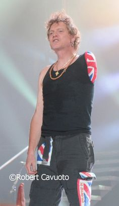 Rick Allen (Def Leppard) is one of the coolest drummers out there