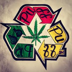 ☮ American Hippie Weed Quotes ~ Puff Puff Pass