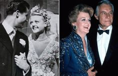 Peter Shaw and Angela Lansbury Married 53 years until his death