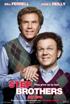 hahahaa Will Ferrell and John C. Reilly