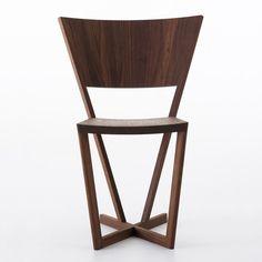 Bernard Chair by Jonas Lindvall #Chair #Jonas_Lindvall