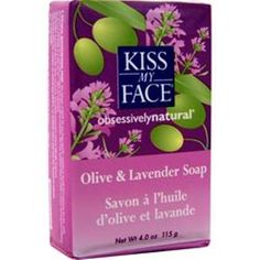 100% guaranteed! Buy more save more! 4 - KISS MY FACE Olive Oil Bar Soap 4 oz free shipping  #BeverlyInternational