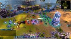 BattleForge jest nieco zapomnianą grą strategiczną dostępną za darmo. Niesłusznie. Klient gry to aż 10 GB i szczerze muszę przyznać, że nie idą te Gigabajty na marne - gra jest świetnym połączeniem strategii czasu rzeczywistego oraz gry karcianej. Czekają na nas bitwy wielkich armii, z gigantycznymi i różnorodnymi stworzeniami w swoich szeregach. Warto zagrać!