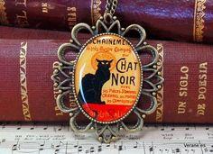 Collar Le Chat Noir