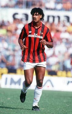 Frank Rijkaard - at Milan from 1988 - 1993