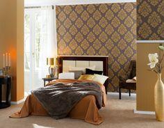 as création behang   Hermitage 9 – onderdompelen in luxe