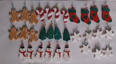χριστουγεννιατικα διακοσμητικα απο πηλο - Поиск в Google