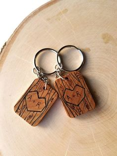 custom couples keychains, couples keychains, set of keychains, anniversary keychain, wood keychain s Wood Burning Crafts, Wood Burning Art, Wooden Keychain, Pyrography, Keychains, Valentine Day Gifts, Wood Projects, Initials, Anniversary