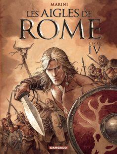 Les Aigles de Rome - Tome 4
