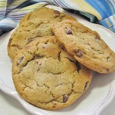 Chocolate Chips Cookies with Tennessee Whiskey - Allrecipes.com
