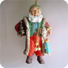 1996 Folk Art, Santas Gifts