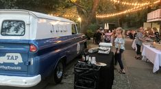Tap Truck USA - Beer trucks for your next event Classic Trucks, Classic Cars, Bar On Wheels, Bar Catering, Mobile Bar, Wedding Rentals, Old Trucks, Craft Beer, Chevy