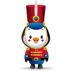 cute on pinterest kawaii clip art and character design - Christmas Toy Soldiers