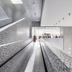 10 popular interiors from Dezeen's Pinterest boards that use terrazzo