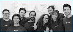 Flazio è una startup nata nel 2012 a Catania, dall'unione professionale tra i fratelli Flavio ed Elisa Fazio. I fratelli Fazio hanno dato vita ad una soluzione innovativa nella web industry per rendere lo sviluppo di siti web facile anche per l'utente inesperto.