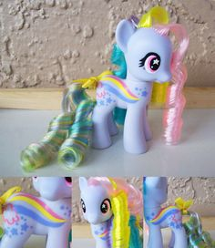 G1 to G4 Rainbow Curl Raincurl - sold by ~psaply on deviantART