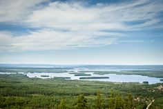 Siljan is the sixth largest lake in Sweden and can be found in Dalarna. The surrounding area is somewhat of a center for swedish folk culture and heritage. Photo; Jacgue de Villiers