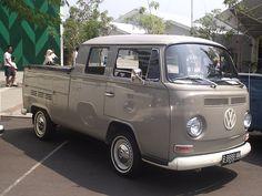 VW Kombi Bus | volkswagen type 2/bus/transporter/kombi/crew cab (early) bay window ...