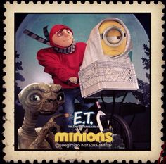 E.T. Minions