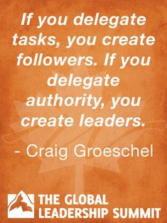 Leadership quote by Craig Groeschel