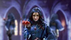 Evie the daughter of the evil queen