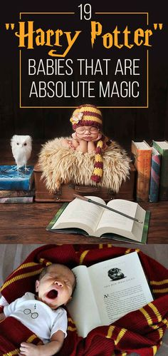 "19 ""Harry Potter"" Babies That Are Absolute Magic"