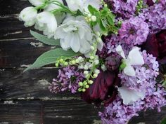 Grateful to Be a Midwestern Girl: Lilac + Lily of the Valley