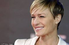 claire underwood haircut - Google Search