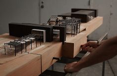 architecture model | Tumblr