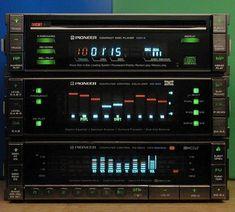 b98fe421a52 Pioneer Vintage Car Audio KEX-900SDK CD-X2 EQ-400  audio  vintageaudio   caraudio  pioneer  hifiaudio  hifi  retro  retrosound  audiophile…
