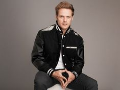The actor explains his style, partnership with Barbour, and the success of his show.