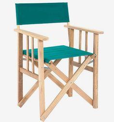 MONOQI | Director Chair - Green
