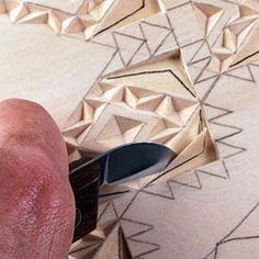 free chip carving insturctions by Lora Irish