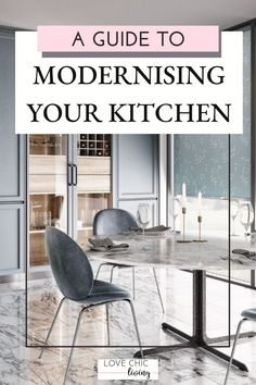 East modern kitchen inspirations for your interior design. Are you decorating the kitchen? These beautiful modern kitchen designs will help you give your kitchen the makeover you dream of!