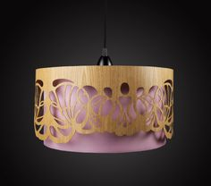 Wooden cut-out lamps by minjonshop on Etsy