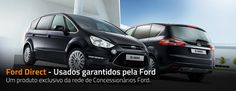 Usados com a Garantia Ford Direction, Portal, Ford, Vehicles, Used Cars, Car, Ford Trucks, Vehicle, Tools