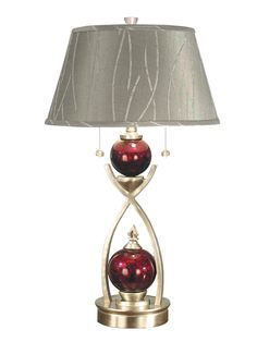 Dale Tiffany PG60053 Alton Table Lamp