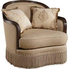 fringe club chair