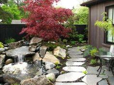idée d'aménagement de jardin zen